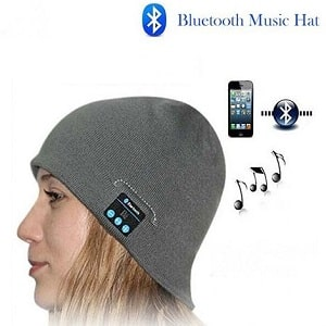 Bluetooth шапка, фото