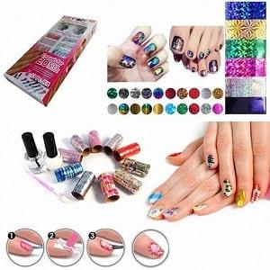 Набор для дизайна ногтей, фото