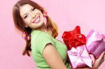 Оригинальные подарки девушке, фото
