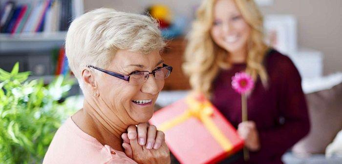Подарок бабушке на 65-летие, фото