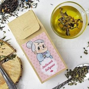 Чай Любимой бабушке, фото