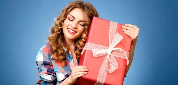 Подарок для девушки, фото