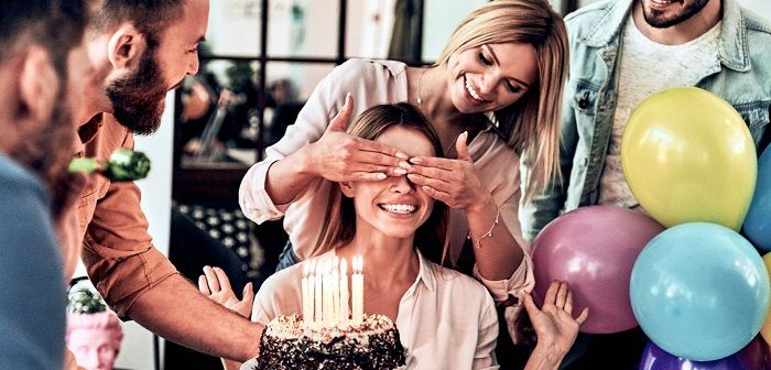 Поздравления девушке с 25-летием