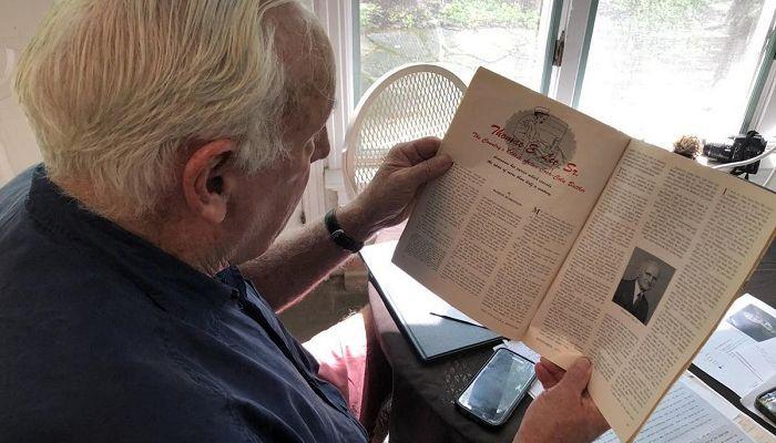 Журнал для пенсионеров, фото